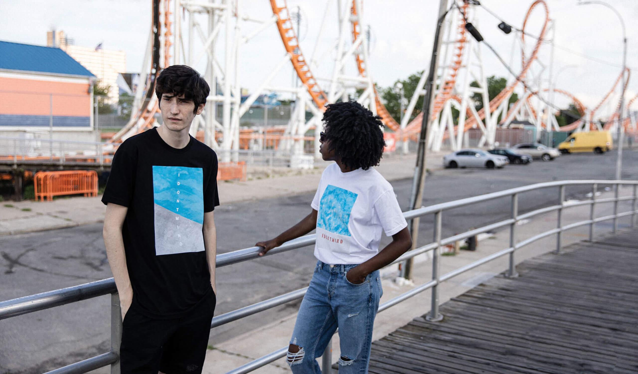 IDONTMIND t-shirts